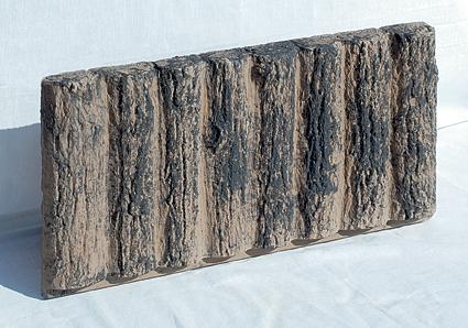 Dřevený program - palisádový obrubník