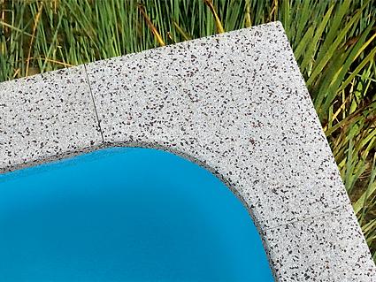 Bazénový lem s vlnou, Albione