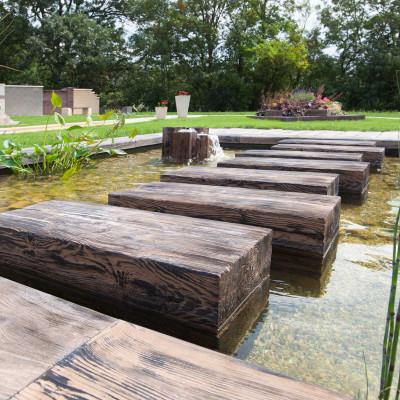 Dřevěný program - Schodišťové stupně