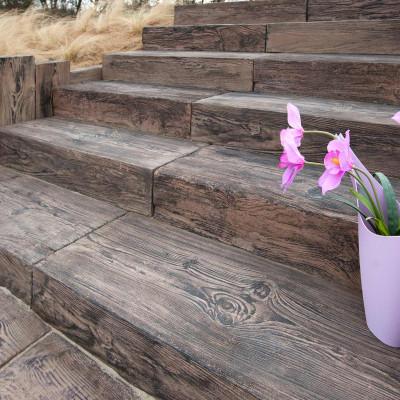 Dřevěný program - Schodištové stupně