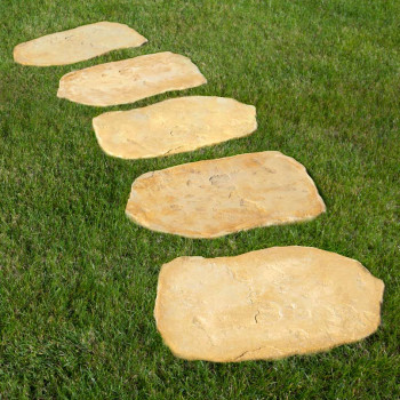 Kamenný program, melír pískovec