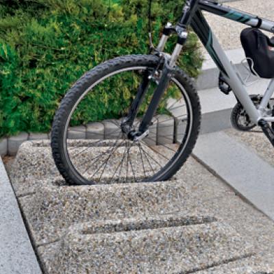 Stojan na kolo, oblázek 4-8 mm