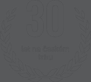 30 let na českém trhu